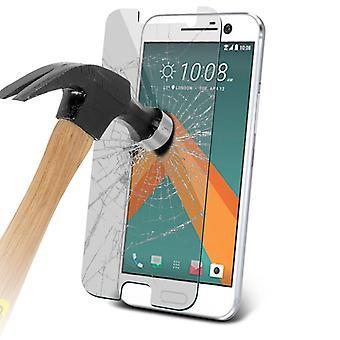 i-Tronixs - Genuine Ultra Clear Bubble-Free 9H Tempered Glass Anti Scratch Screen Protector  For Htc 10 - 1 Pack