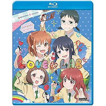 Love Lab: Complete Collection [BLU-RAY] USA import