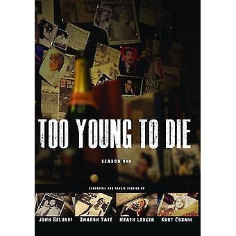 Zu jung zum sterben: Season One [DVD] USA Import