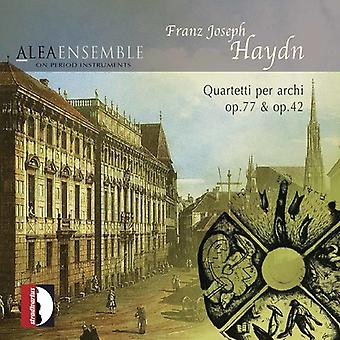 J. Haydn - Haydn: Quartetti Per Archi [CD] USA import