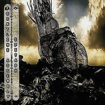 Front Line Assembly - Epitath [CD] USA import