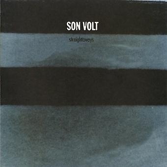 Filho Volt - rectas [CD] EUA importar