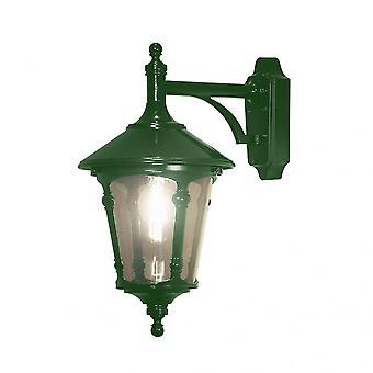 KONSTSMIDE Virgo parete verde luce
