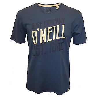 O ' Neill señalización logotipo-shirt, azul polvo