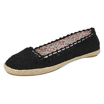 Kære plet på Dolly sko