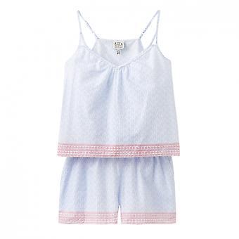 Joule Joule Lulu Womens Nightwear impostare (Y)