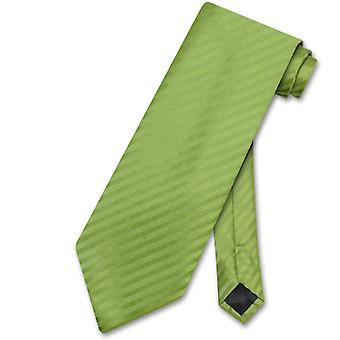 Vesuvio Napoli cravate à rayures cravate rayures verticales masculine