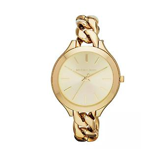 Michael Kors Ladies Watch Gold Tone MK3222