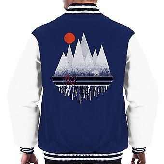 Wild Bear Mountain symbolit miesten yliopistojoukkue takki