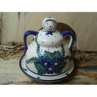 Bunzlauer ost Marie, 47, Ø 14 cm - Bunzlau keramik porslin - BSN 5361