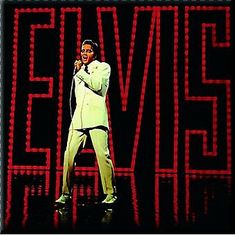 Elvis Presley Fridge Magnet 68 Special new Official 76mm x 76mm