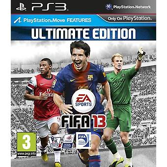 FIFA 13 - Ultimate Edition (PS3) - New