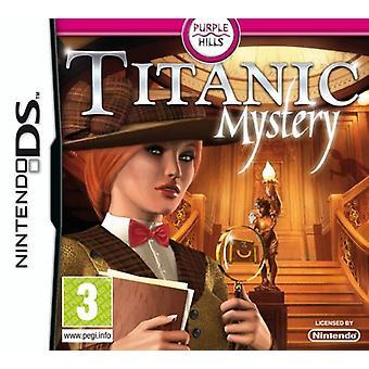 Titanic Mystery (Nintendo DS) - Nouveau