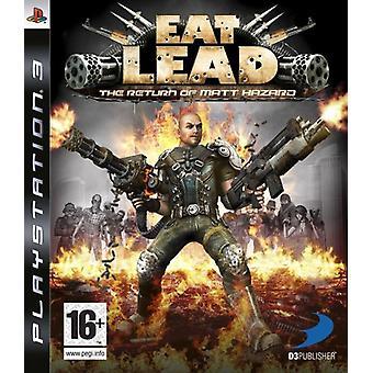 Eat Lead (PS3) - Nowy
