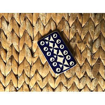 Bunzlauer magnet 6 x 3.5 cm, 2nd choice