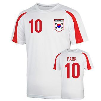 كوريا الجنوبية الرياضية التدريب جيرسي (بارك 10)