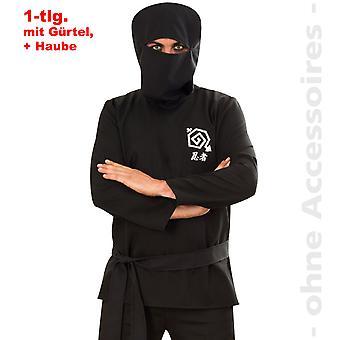 Ninja kostuum heren Ninjakostüm schaduw vechter karate vechter heer kostuum