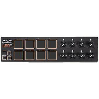 AKAI المهنية LPD8 MIDI تحكم
