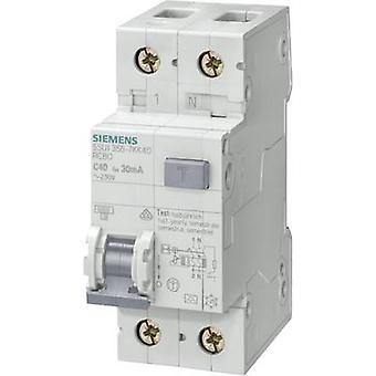 Siemens 5SU1356-7KK13 RCCB 1 broches 13 A 0,03 A 230 V