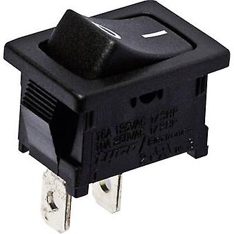 TE Connectivity Toggle switch 1-1571076-0 250 V AC 10 A 1 x Off/On latch 1 pc(s)