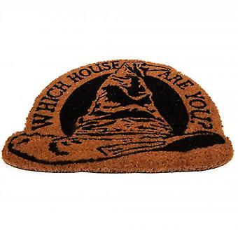 Harry Potter Doormat Sorting Hat