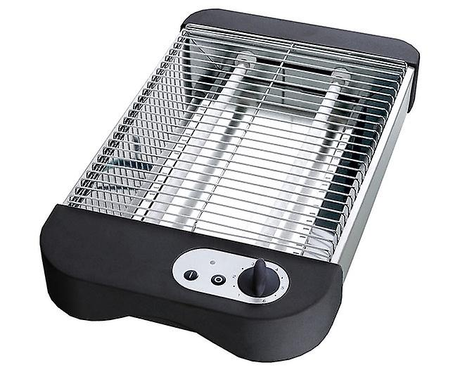 Stainless Steel Flat Bed Electric Toaster | Flatbed Toaster Griller
