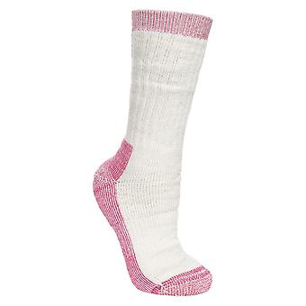 Trespass Womens/Ladies Springing DLX Trekking Socks