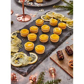 Prestige Frozen Mini Sicilian Lemon Tartlets