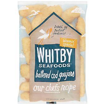 Whitby Frozen MSC Battered Cod Goujons