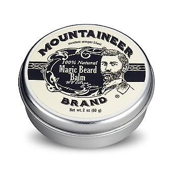 Baume d'agrumes et de barbe aux épices d'alpinisme 60g