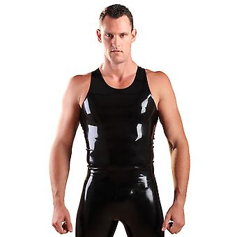 Latex gummi Y-Back Singlet