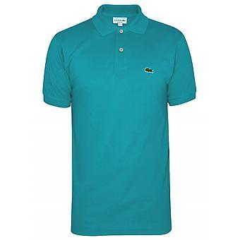 Lacoste Classic L1212 turkis Polo skjorte