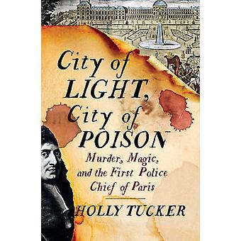 City of Light - miasto Poison - zabójstwo - Magic - i pierwszy policji