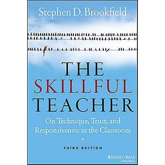 Geschickter Lehrer - Technik - Vertrauen - und Reaktionsfähigkeit in th
