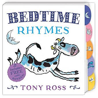 My Favourite Nursery Rhymes Board Book - Bedtime Rhymes by Tony Ross -