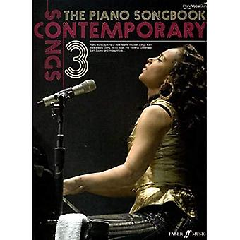 Piano Songbook: Contemporary Songs v. 3 (Pvg Guitar CD)