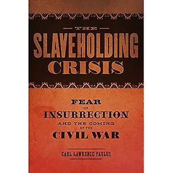 The Slaveholding Crisis: Fear of Insurrection and the Coming of the Civil War (Conflicting Worlds: New Dimensions...