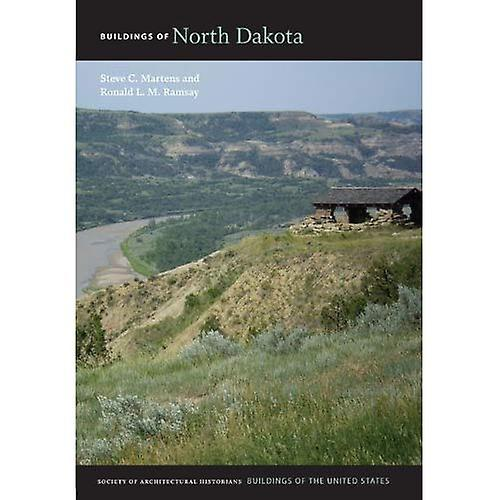 Buildings of North Dakota (Buildings of the United States)