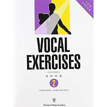 Vocal Exercises: Low Voice Book 2
