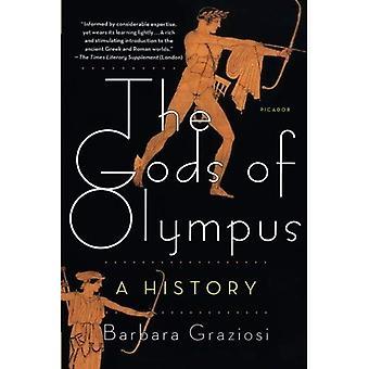 Les dieux de l'Olympe: une histoire