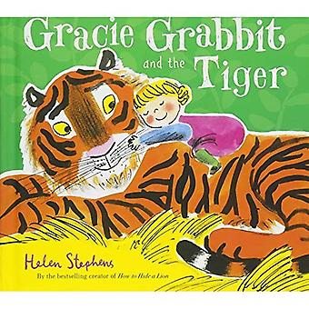 Gracie Grabbit and the Tiger Gift edition [Board book]
