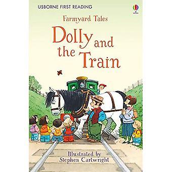 Eerste lezing boerenerf Tales: Dolly en de trein - eerste lezing serie 2