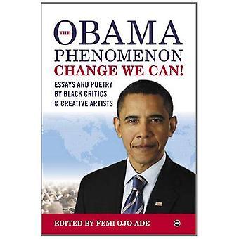 Obama fenomenet endring kan vi!,