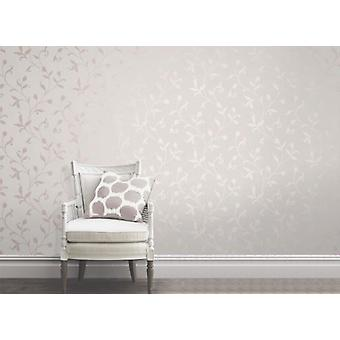 Elegante Quartz Trail Rose Gold Wallpaper wandversiering 0.52 m x 10.05 m