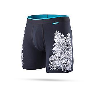 Stance Rose Bud Underwear in Black