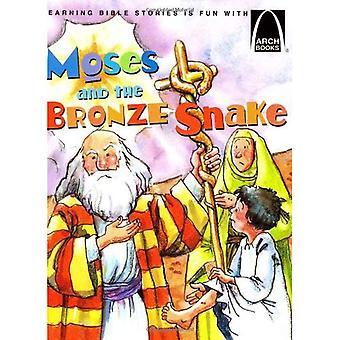 Moses och brons ormen