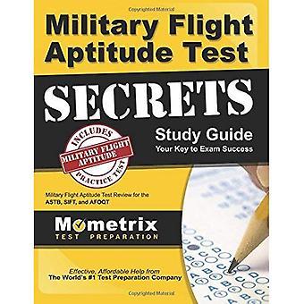 Militära flygning lämplighetsprov hemligheter Study Guide