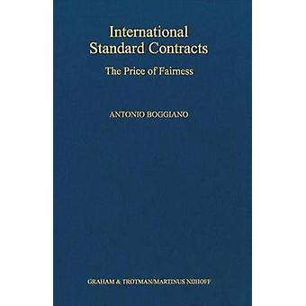International Standard Contracts by Boggiano & Antonio