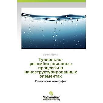 TunnelnoRekombinatsionnye Protsessy V Nanostrukturirovannykh Elementakh av Bulyarskiy Sergey