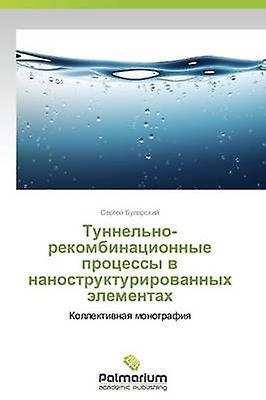 TunnelnoRekombinatsionnye Protsessy V Nanostrukturirovannykh Elementakh by Bulyarskiy Sergey